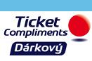 Poukázky Ticket Compliments